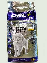 GOURMET PUPPY MEAT & FISH 15kg