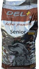 GOURMET SENIOR LAMP RICE 15kg